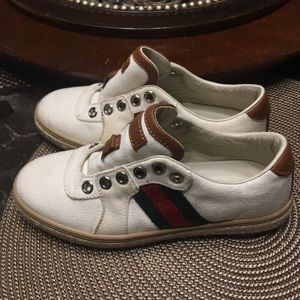 🌺🎉Authentic Gucci Kids Sneakers 🌺🎉